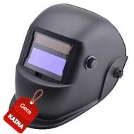 Suvirintojo skydelis su automatiškai tamsėjančiu filtru