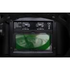 Suvirintojo skydelis su automatiškai tamsėjančiu filtru (74480)